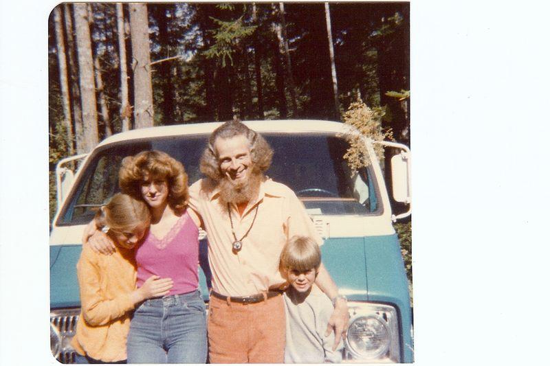 1979 Camping at Lopez
