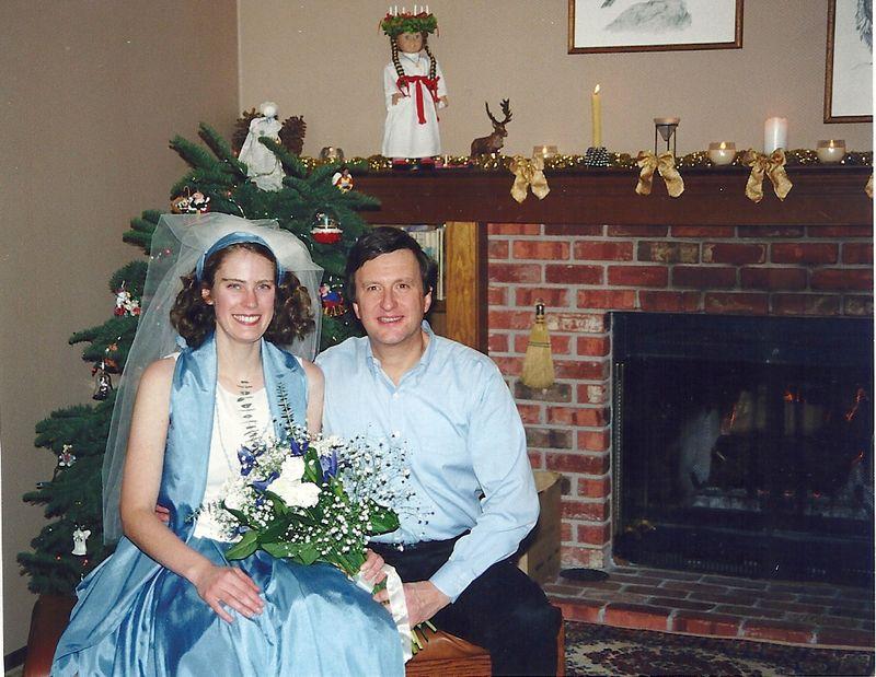 1998 New Years Wedding