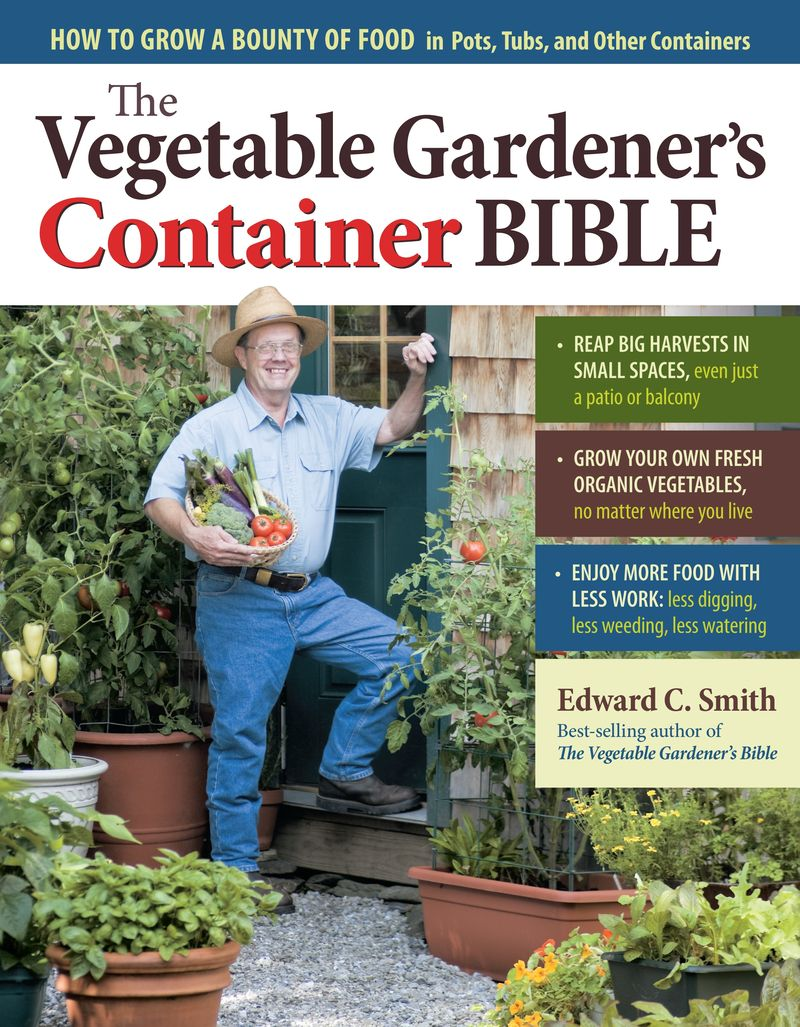 Vegetable container book