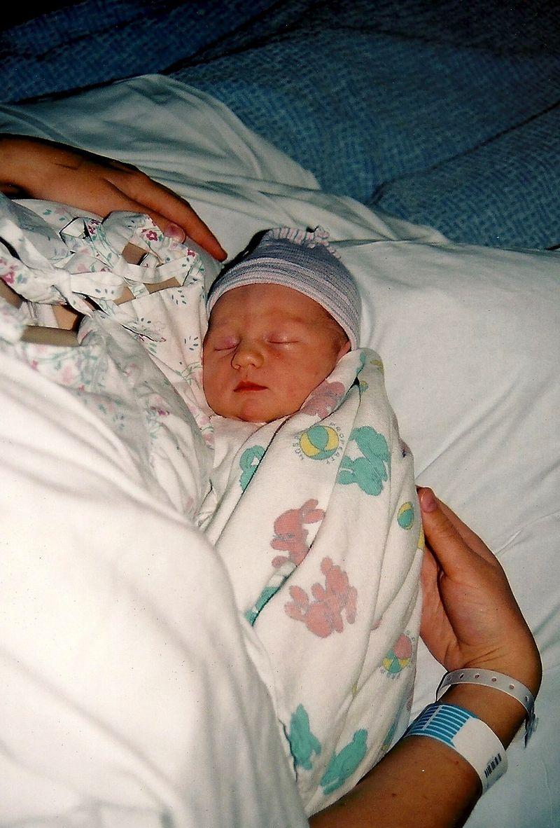 9 11 01 Newborn K-1