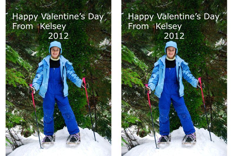 Valentine 2012 Kelsey