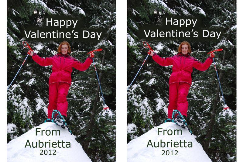 Valentine 2012 Aubrietta