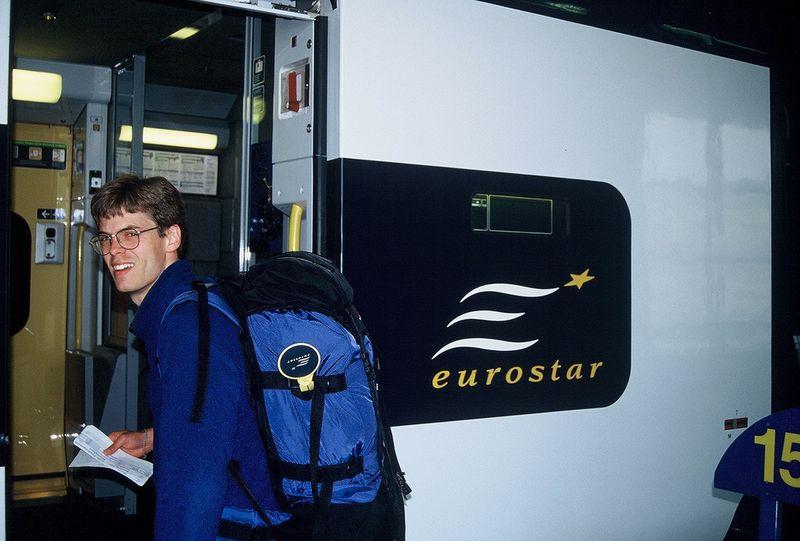 Ted Eurostar