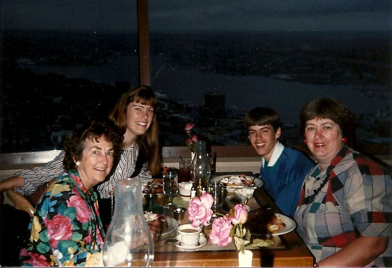 1986 June Space Needle