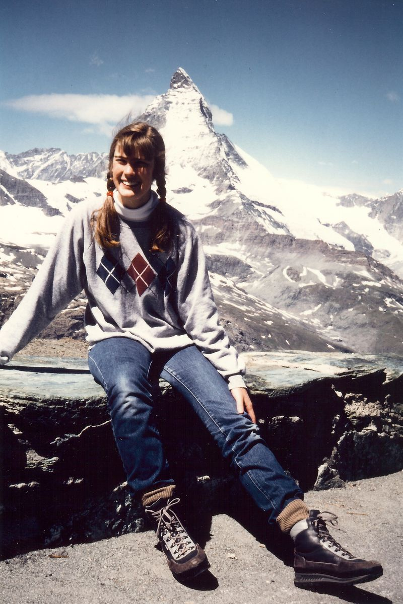 1986 Zermatt Switzerland