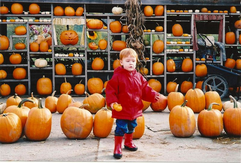 2001 October Fall City Farms